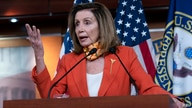 Speaker of the House Nancy Pelosi, D-Calif. speaks during a news conference Thursday, Sept. 24, 2020 on Capitol Hill in…