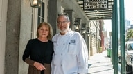 Brenda Prudhomme, and her husband, executive chef Paul Miller