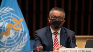 Tedros Adhanom Ghebreyesus, Director General of the World Health Organization (WHO) attends a session on the coronavirus disease (COVID-19) outbreak response of the WHO Executive Board in Geneva, Switzerland, October 5, 2020. Christopher Black/WHO/Handout via REUTERS THIS IMAGE HAS BEEN SUPPLIED BY A THIRD PARTY