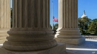 The Supreme Court is seen in Washington, Wednesday, Oct. 7, 2020. President Donald Trump's nominee to the high court, Judge Amy…