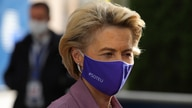 FILE - European Commission President Ursula von der Leyen.