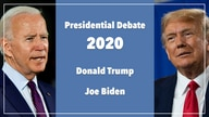 President Donald Trump and former Vice President Joe Biden debate in their last face-to-face confrontation before the presidential election.