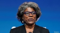 Linda Thomas-Greenfield, U.S. President Joe Biden's choice for U.S. ambassador to the United Nations.