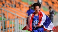 Kieran Tuntivate is a Thai American runner and recent graduate of Harvard University. (Photo: courtesy Kieran Tuntivate)