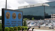 FILE - National Security Agency (NSA) campus in Fort Meade, Md.