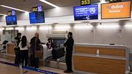 Israelis prepare to fly to Dubai at the Ben Gurion airport near Tel Aviv, Israel, Dec. 3, 2020.