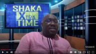 Peter Clottey on Shaka: Extra Time