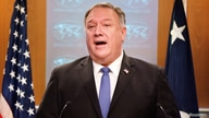 FILE PHOTO: U.S. Secretary of State Mike Pompeo speaks during a briefing to the media at the State Department in Washington, U…