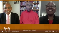 Eskinder Negash, Shaka Ssali and Elizabeth Lou on Straight Talk Africa.
