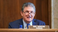 Sen. Joe Manchin, D-W.Va., speaks during a Senate Committee on Energy and Natural Resources hearing on the nomination of Rep…