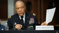 Army Maj. Gen. William Walker, Commanding General of the District of Columbia National Guard, answers questions during a hearing, March 3, 2021, to discuss the Jan. 6 attack on the U.S. Capitol.