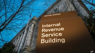 FILE - The headquarters building of the Internal Revenue Service (IRS) is seen in Washington, April 13, 2014.