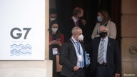 European High Representative of the Union for Foreign Affairs Josep Borrell leaves the G7 foreign ministers meeting at…