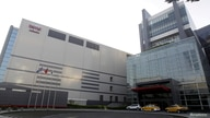 FILE - The Taiwan Semiconductor Manufacturing Co Ltd (TSMC) headquarters building is seen in Hsinchu, northern Taiwan, Nov. 19, 2015.