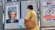 Center-right incumbent Valerie Pecresse is comfortably ahead in the Ile-de-France region that includes Paris. Elsewhere the far-right National Rally is strongly challenging mainstream parties. Lisa Bryant.jpg