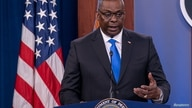 U.S. Defense Secretary Lloyd Austin answers reporters questions at the Pentagon as the U.S. military nears the formal end of its mission in Afghanistan in Arlington, Virginia, U.S. July 21, 2021.