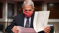 FILE - In this Tuesday, June 30, 2020 file photo, Dr. Anthony Fauci, director of the National Institute for Allergy and…