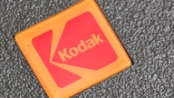 FILE - In this Jan. 25, 2011 file photo, a Kodak logo is shown on a slide projector in Philadelphia. Embattled photography…