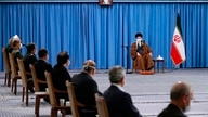 FILE - In this Oct. 24, 2020, file photo released by the official website of the office of the Iranian supreme leader, Supreme…