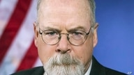 FILE - This 2018 portrait released by the U.S. Department of Justice shows Connecticut's U.S. Attorney John Durham. U.S…