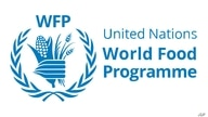 UNITED NATIONS WORLD FOOD PROGRAMME logo, graphic element on white