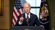 President Joe Biden speaks from the Treaty Room in the White House on Wednesday, April 14, 2021, about the withdrawal of the…