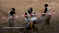 Iraq Finds Remains of 123 Islamic StateVictims in Mass Grave