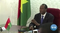 Burkina Faso's Opposition Pushes for Return of Exiled President