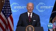 Biden Sets Ambitious CO2 Target at Virtual Global Summit on Climate Change