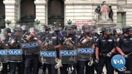NYC Cuts to Police Budget Trigger Debate