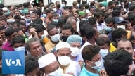 Bangladeshi Migrant Workers Flood Airlines in Effort to Return to Middle East