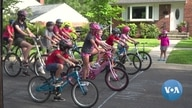 Let's Hop on Our Bikes: US Kids Get Active During Times of COVID