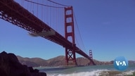 San Francisco's Golden Gate Bridge Has Begun to Sing