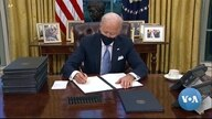 Challenges Abound as Biden Begins First Full Week as President