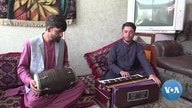 Afghan Artists Fear a Taliban Return to Power