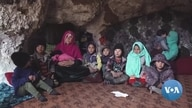 Cave Dwellers in Afghanistan Struggle to Survive Winter
