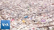 Trash Tsunami Blights Honduras Beach