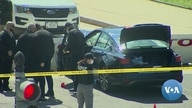 Suspect Slams Car into Barricade, Killing 1 US Capitol Police Officer, Injuring Another