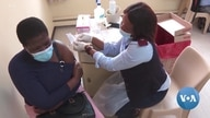 South Africa Launches 2nd Vaccination Phase for Elderly Residents