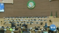 African Union Election Draws Fire for Unopposed Candidate at Top