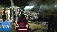 Military Plane Crashes in Ukraine, Killing at Least 22