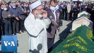 Funerals Held for Family Killed in Turkey Earthquake