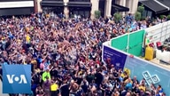 Scottish Fans Take Over London Ahead of England Match