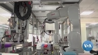 Robot Arms Perform Tests to Detect COVID-19