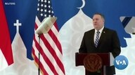 Pompeo Calls on Indonesia to Speak Up on China's Uighur Persecution