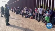 Number of Unaccompanied Minors at US-Mexico Border Falls This Week