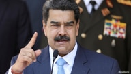 FILE PHOTO: Venezuela's President Maduro holds a news conference at Miraflores Palace in Caracas