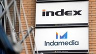 Employees of Hungary's main independent website Index gather in Budapest