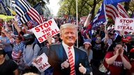 FILE PHOTO: Supporters of U.S. President Trump protest in Atlanta, Georgia