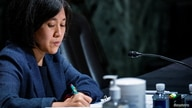 FILE PHOTO: Katherine C. Tai testifies before Senate Finance Committee in Washington